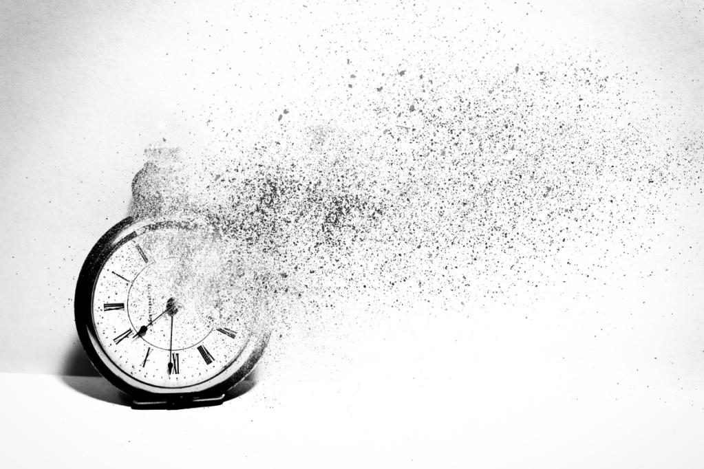 el tiempo que pasa